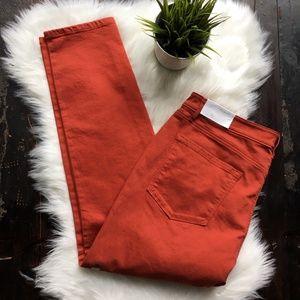 LOFT Curvy Skinny Jeans Women's 16 NEW NWT